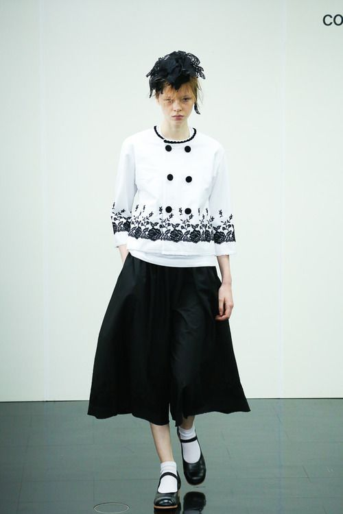 [No.61/87] tricot COMME des GARÇONS 2014春夏コレクション | Fashionsnap.com