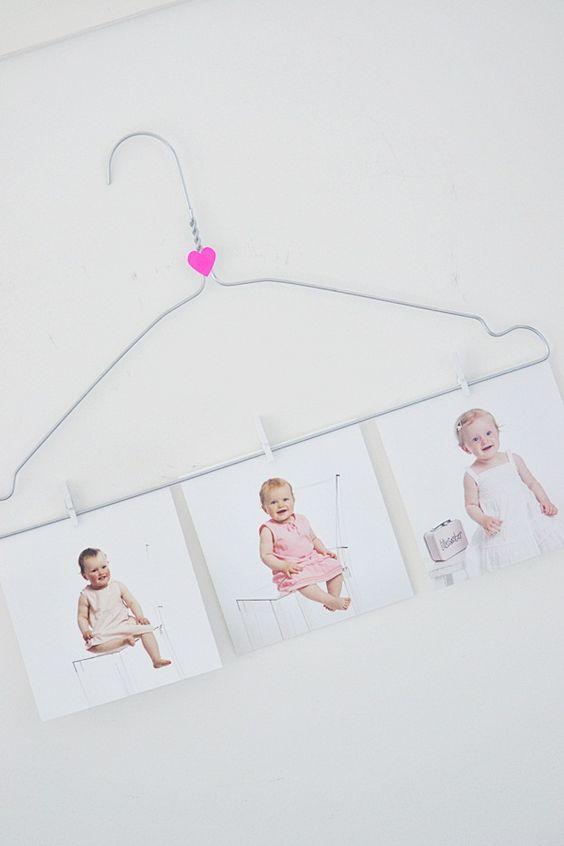 #photos #hanger #diy