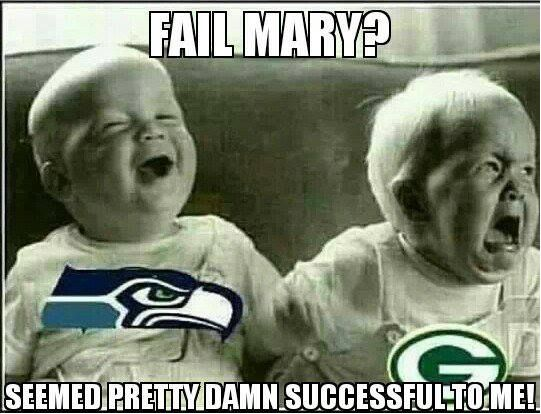 Ha! They're still mad.