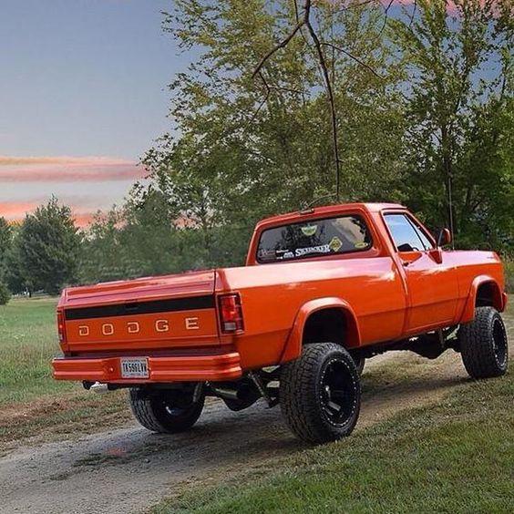 First generation Dodge  Truck with Cummins  engine.