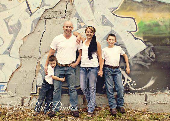 Outdoor Family Photography- Geek Girl Photos