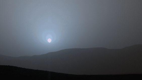 Marssunset