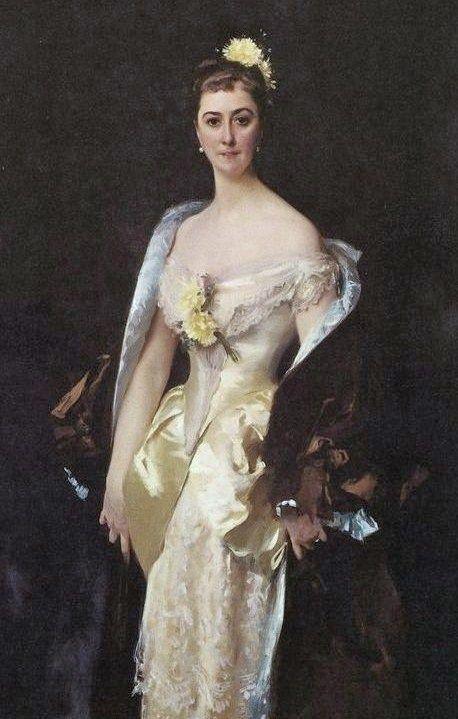 CAROLINE DE BASSANO, by John Singer Sargent: