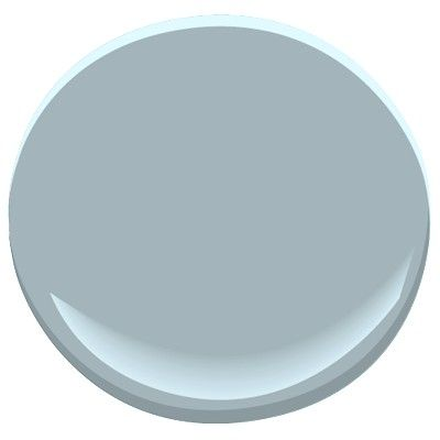 Santorini nantucket and benjamin moore on pinterest for Best blue grey paint color