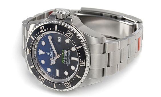 Rolex DEEP SIA 116660