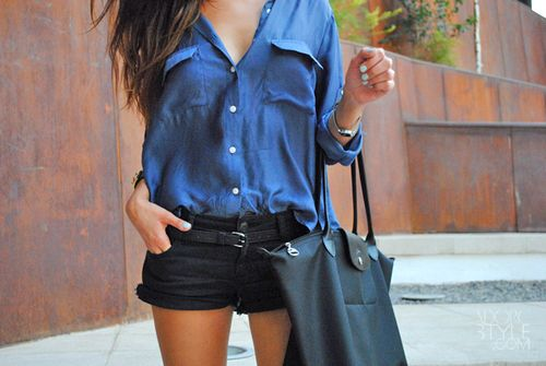 Simple and perfect outfit