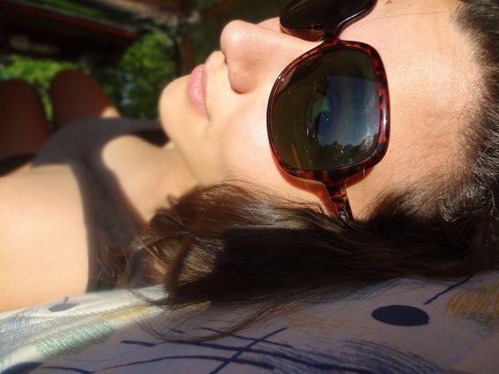love & sun. love the sun.