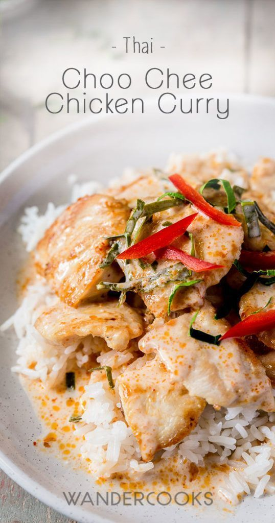 Choo Chee Chicken Curry