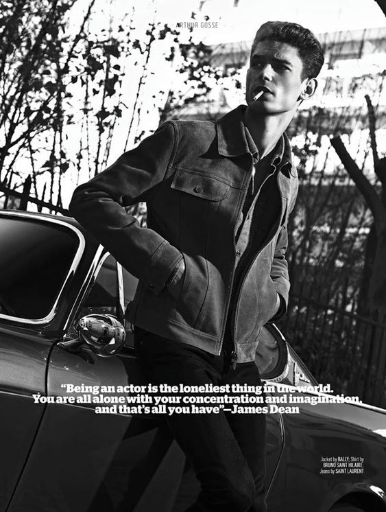 Arthur Gosse for August Man Malaysia by Anthony Meyer