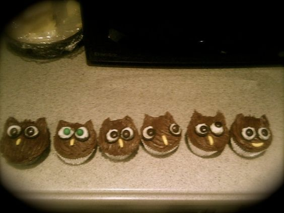 Made these with Meghan :)