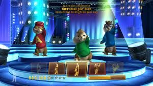 Alvin and the chipmunks chipwrecked game      for the wii