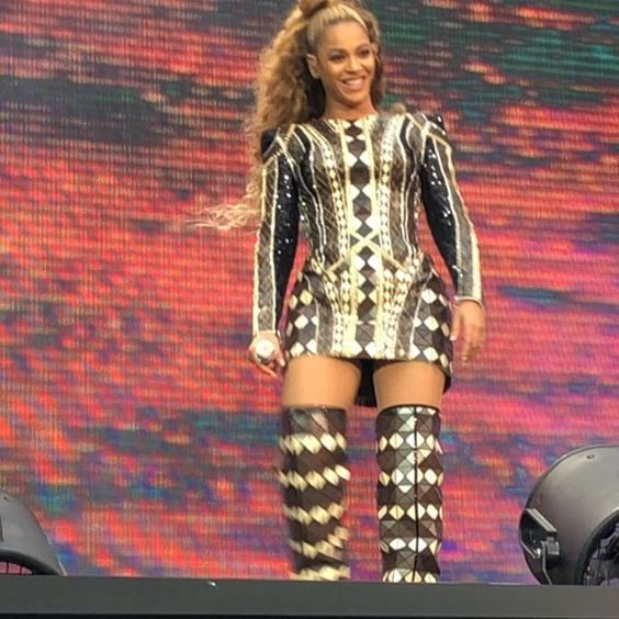 Beyonce OTR II Etihad Stadium Manchester 13th June 2018