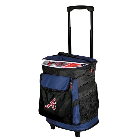 Atlanta Braves MLB Rolling Cooler