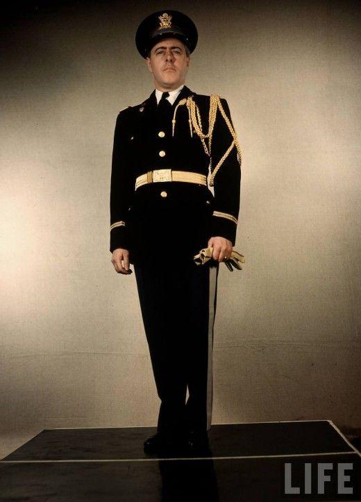 US Army Uniforms, 1941