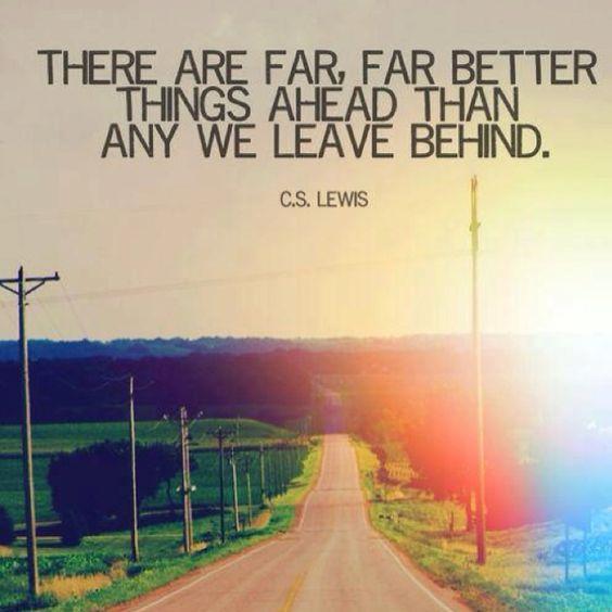 far, far better things