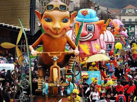 Les plus beaux carnavals de France - Carnaval d'Albi