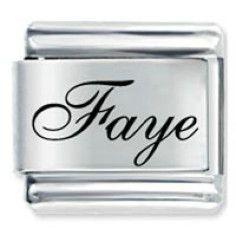 the name Faye -