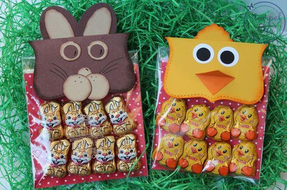 Produkte von Stampin' Up! Easter, Ostern Verpackung