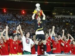 españa campeona eurocopa