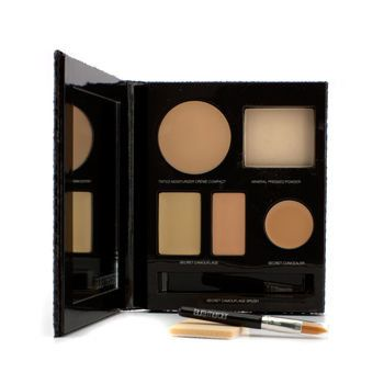 Laura Mercier MakeUp Set The Flawless Face Book