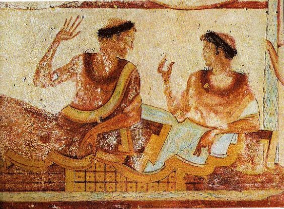 A history of the etruscan civilization in ancient italy