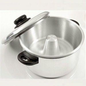 Flan Pan Set 3pc Double Boiler 20cm From Gourmet Slueth