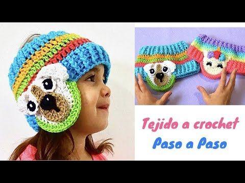 Como Aprender A Tejer Crochet Para Principiantes Banda Multicolor Tejida A Crochet Paso A Paso Para Principiantes