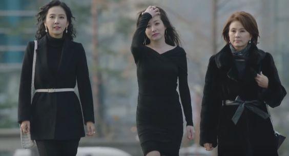 Ba phù thủy | Hàn Quốc | VTV3