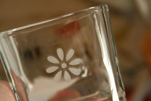 Easy Glass Etching Glass Etching is one of those projects that looks like it must be difficult to achieve such a cool look. I avoided it for the longest time and when I finally did try it, I was stunned...