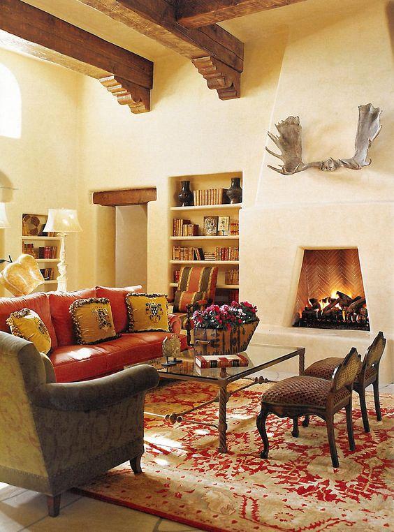 Pinterest the world s catalog of ideas for Southwest colors for living room
