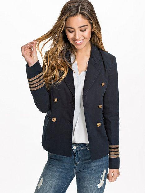 naval blazer jacket denim supply ralph lauren marine. Black Bedroom Furniture Sets. Home Design Ideas
