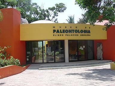 Museo de Paleontología Tuxtla Gutiérrez, Chiapas, México