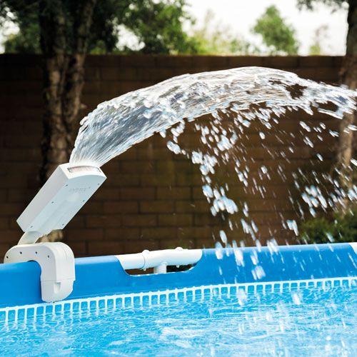 Intex Multi-Color LED Fountain Sprayer From In The Swim\'s ...