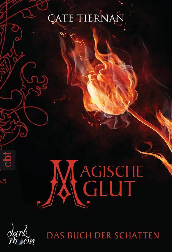 """Sweep 2: """"The Coven"""" by Cate Tiernan / Das Buch der Schatten 2: """"Magische Glut"""" von Cate Tiernan http://pagepassion.de/gelesen-2013/"""