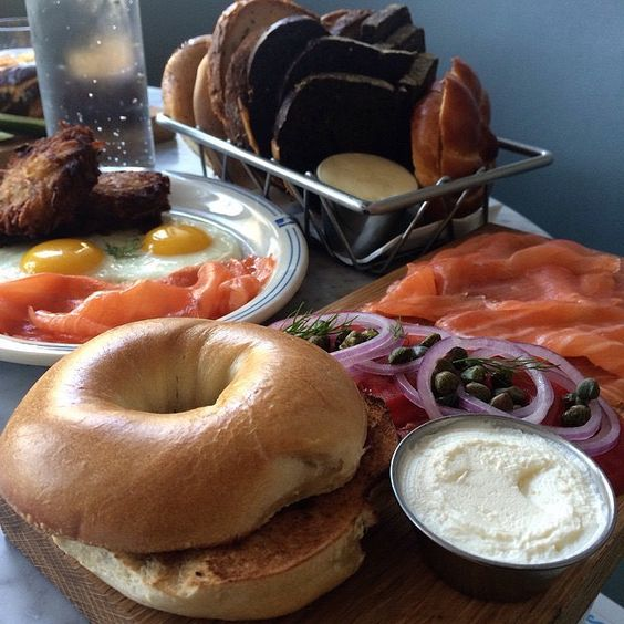 Russ & Daughters and the Cafe are closed today for Yom Kippur. *****Join us tonight 5PM-10PM to break-the-fast at Russ & Daughters Cafe.***** No reservations. Regular menu and specials. Just good old-fashioned appetizing at Russ & Daughters Cafe, which will open at 5PM for the break-fast.