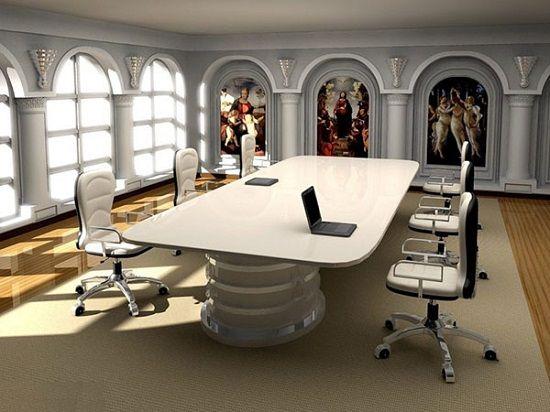 Xu hướng thiết kế phòng họp cao cấp được ưa chuộng nhất hiện nay: