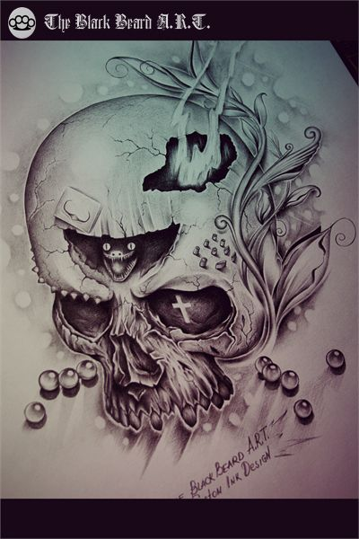 Custom ink design by on for Custom ink tattoos