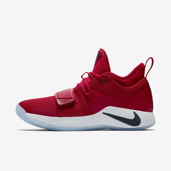 Nike PG 2.5 Basketball Shoe (Gym Red)