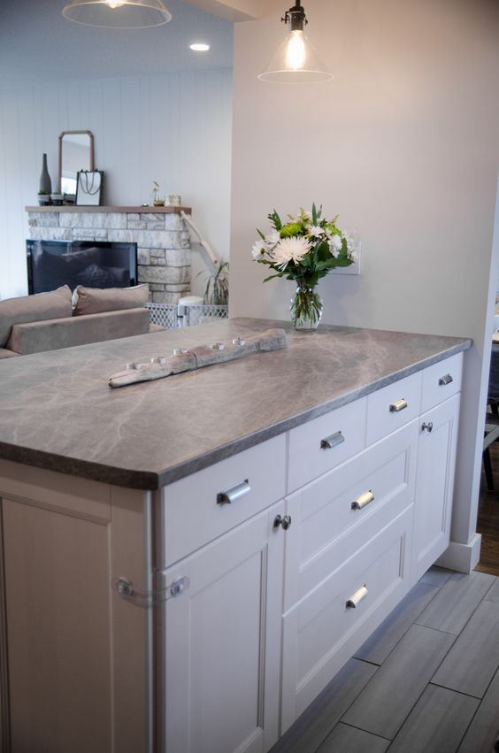 Soapstone Kitchen Renovations And Formica Laminate On Pinterest