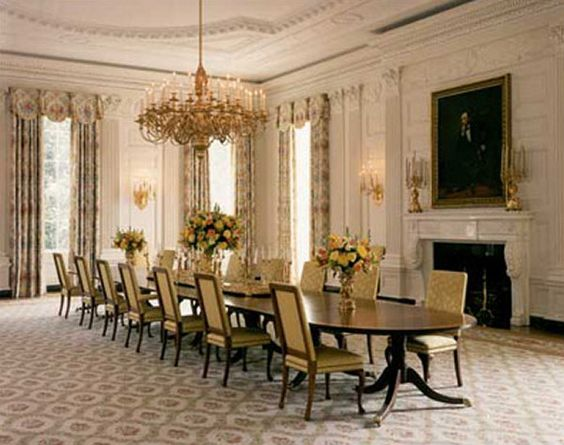 Such A Gorgeous Dining Room! So Big And Just Beautiful! Obviously This Is  The