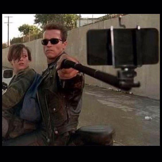 not good at selfie