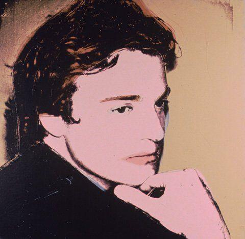 'Portrait de Jamie Wyeth' de Andy Warhol (1928-1987, United States)