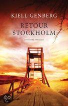bol.com | Retour Stockholm, Kjell Genberg | 9789078124030 | Boeken