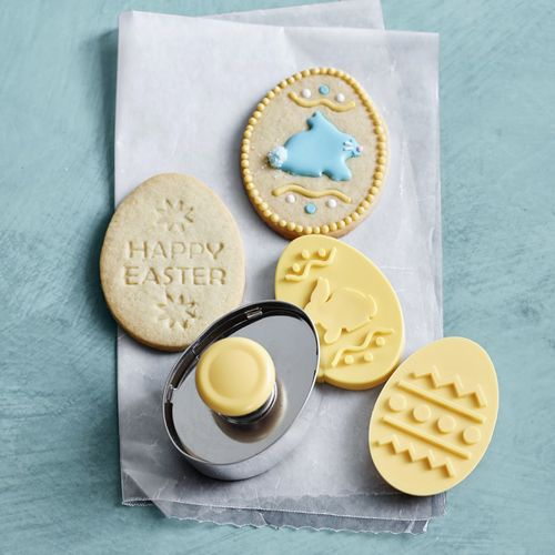 Easter Cookie Cutter Stamps: We-Care.com will donate a portion of every purchase through this link to charity!