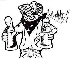 Bildergebnis Fur Hip Hop Figur Graffiti Graffiti Art Graffiti Kunst