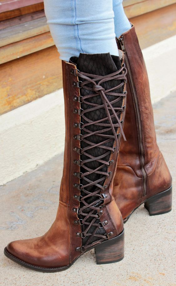 http://www.newtrendsclothing.com/category/girls-boots/ Lace-Up Boots ❤︎ L.O.V.E.