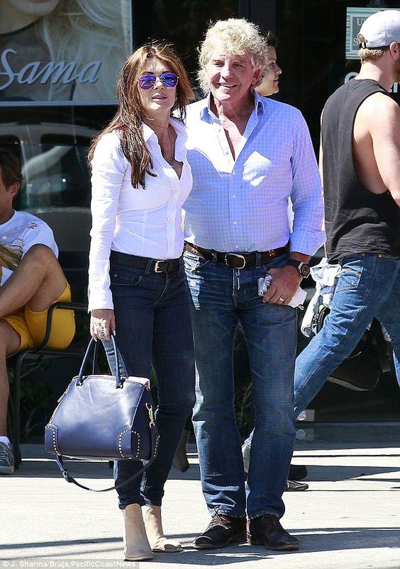 Lisa Vanderpump (and Husband, Ken Todd)