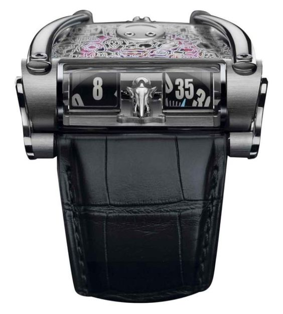 MB&F Horological Machine N°8 Only Watch