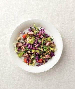 Chopped Steak Salad Recipe