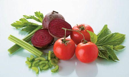 Trucos para bajar de peso y desintoxicar el cuerpo., Ingredientes - Edición Impresa CocinaSemana.com